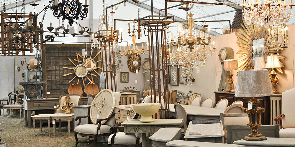 A Designer's Guide to Antique Weekend