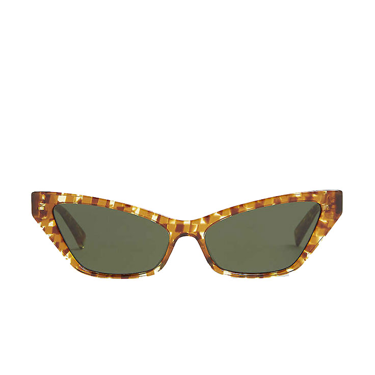 ALAIN MIKLI – Le Matin Havana acetate cat eye-frame sunglasses