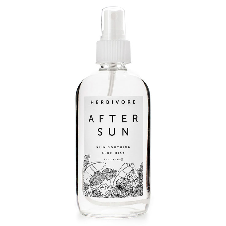 HERBIVORE – After Sun Skin Soothing Aloe Mist