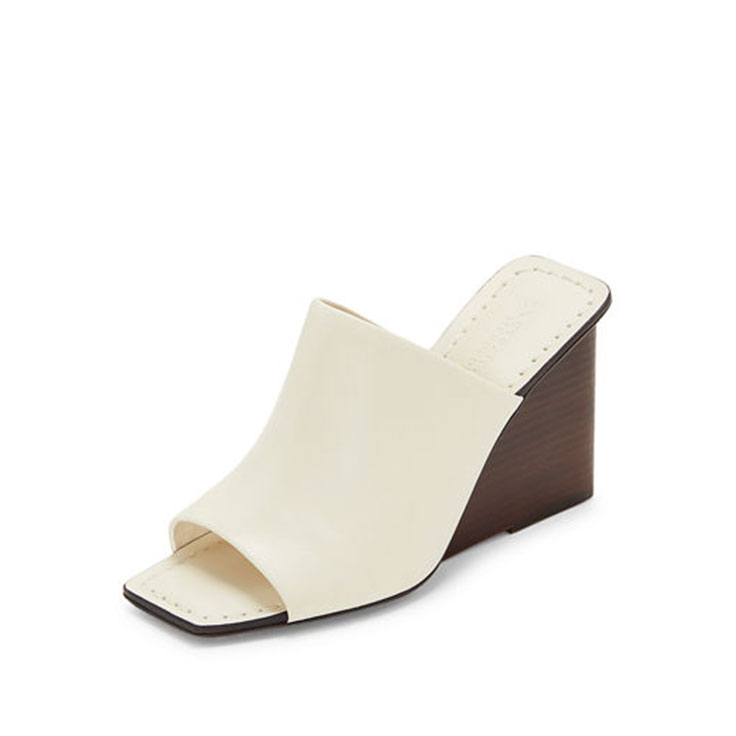 Mercedes Castillo – Leonor Wedge Slide Sandals