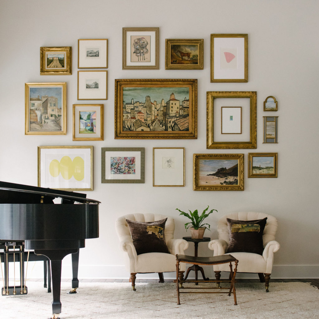 Twosdays – 1 room 2 price points – Gallery Living