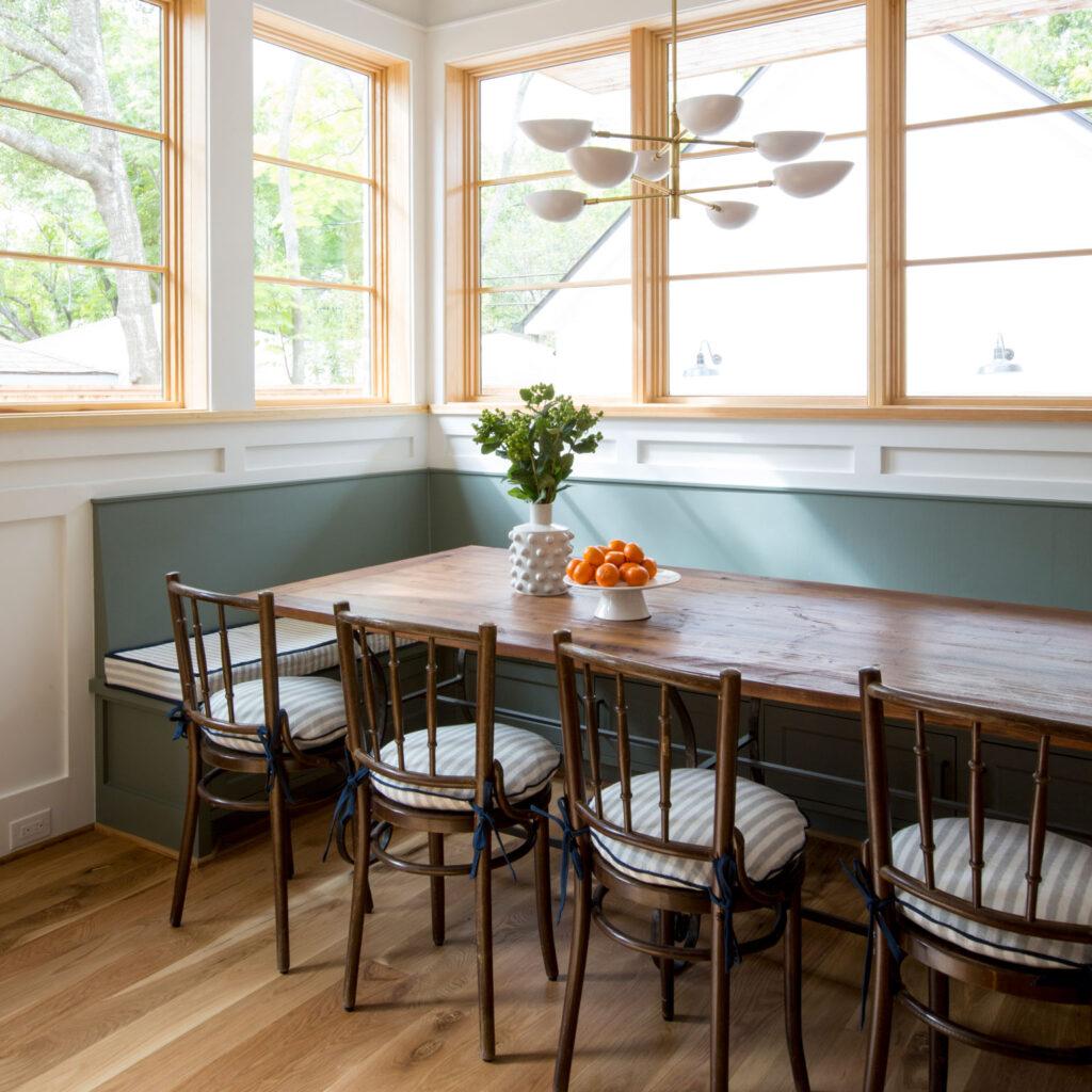 Twosdays – 1 room 2 price points – All Purpose Nook
