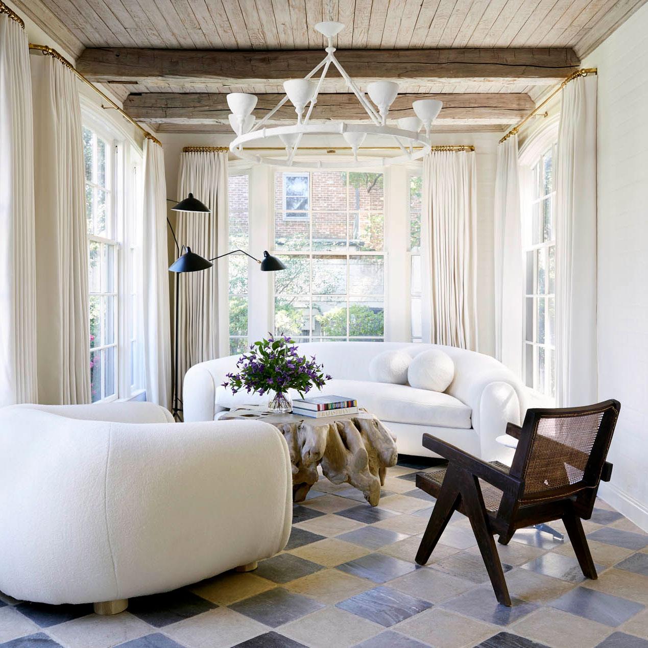 Stylish Sunroom