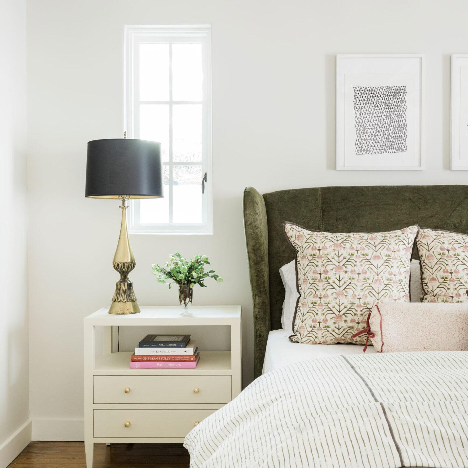 Blushing Bedroom